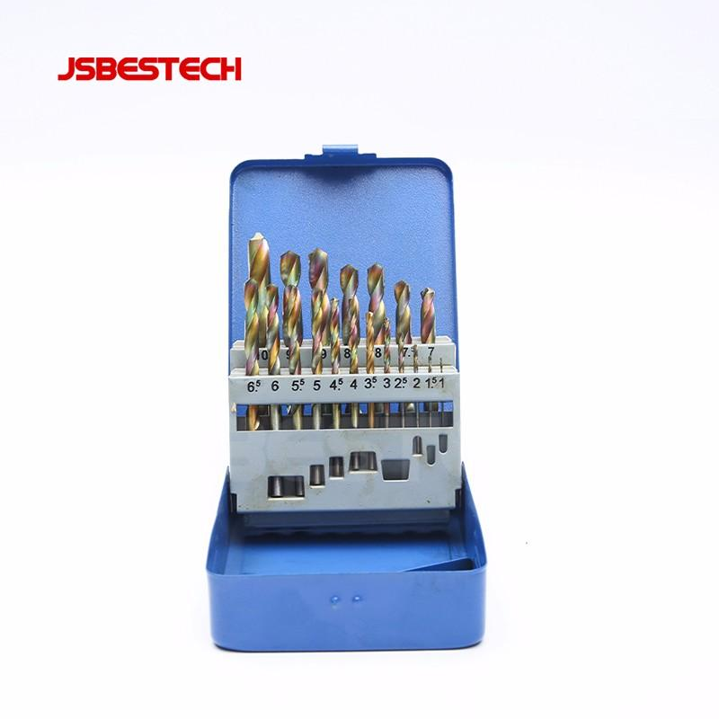 25 PIECES METRIC METAL DRILL SET
