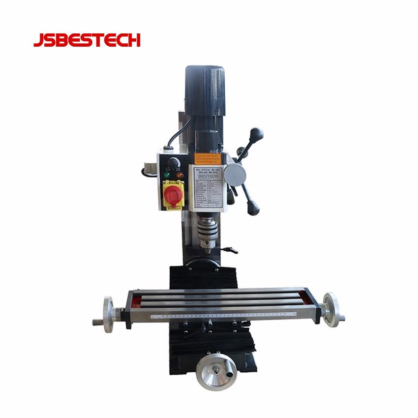 BT16 550w mini portable vertical milling and drilling machine