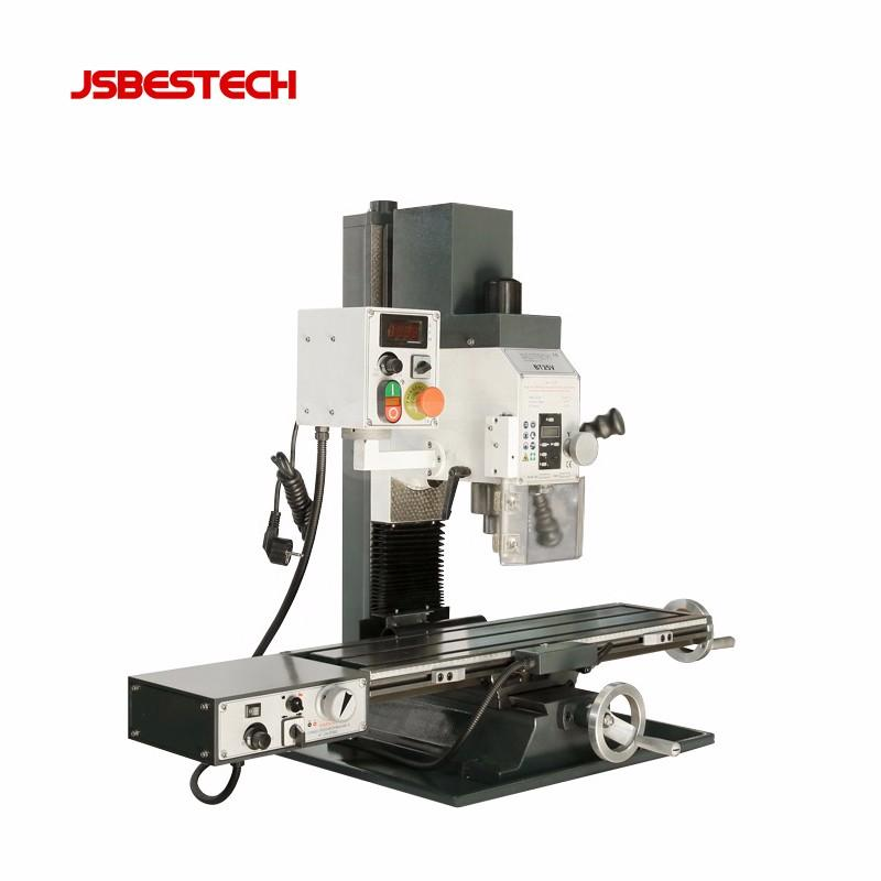 BT25V Mini Manual Drilling and Milling Machine