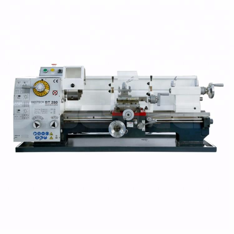 BT280 280mm swing diameter precision mini table lathe machine