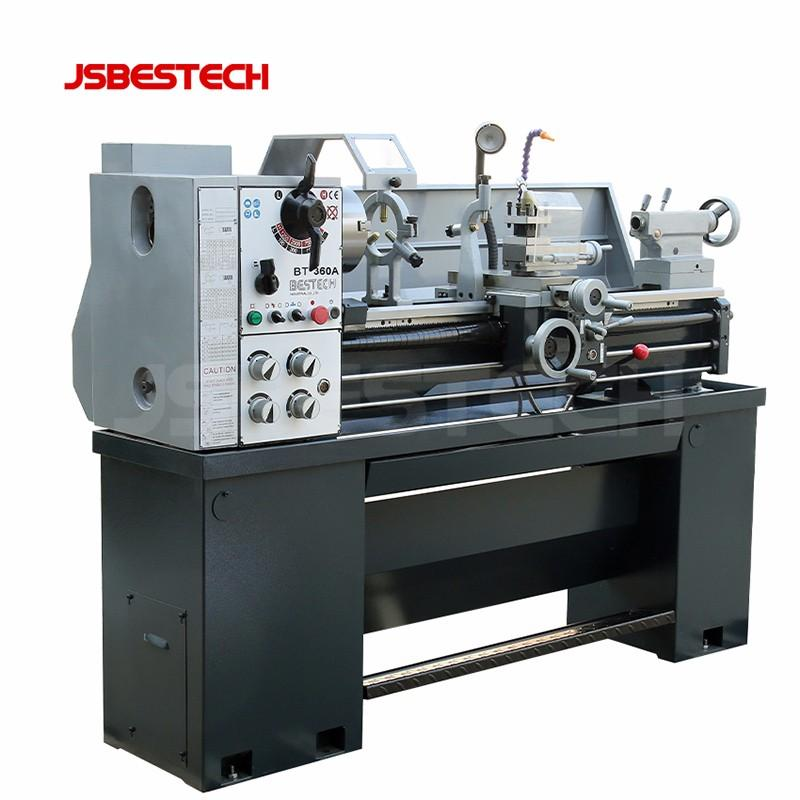 BT360A High Precision Automatic Bench Lathe