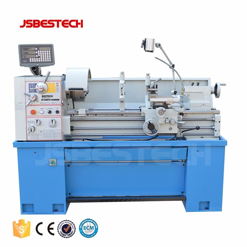 BT360F CE approval conventional parallel metal spinning lathe