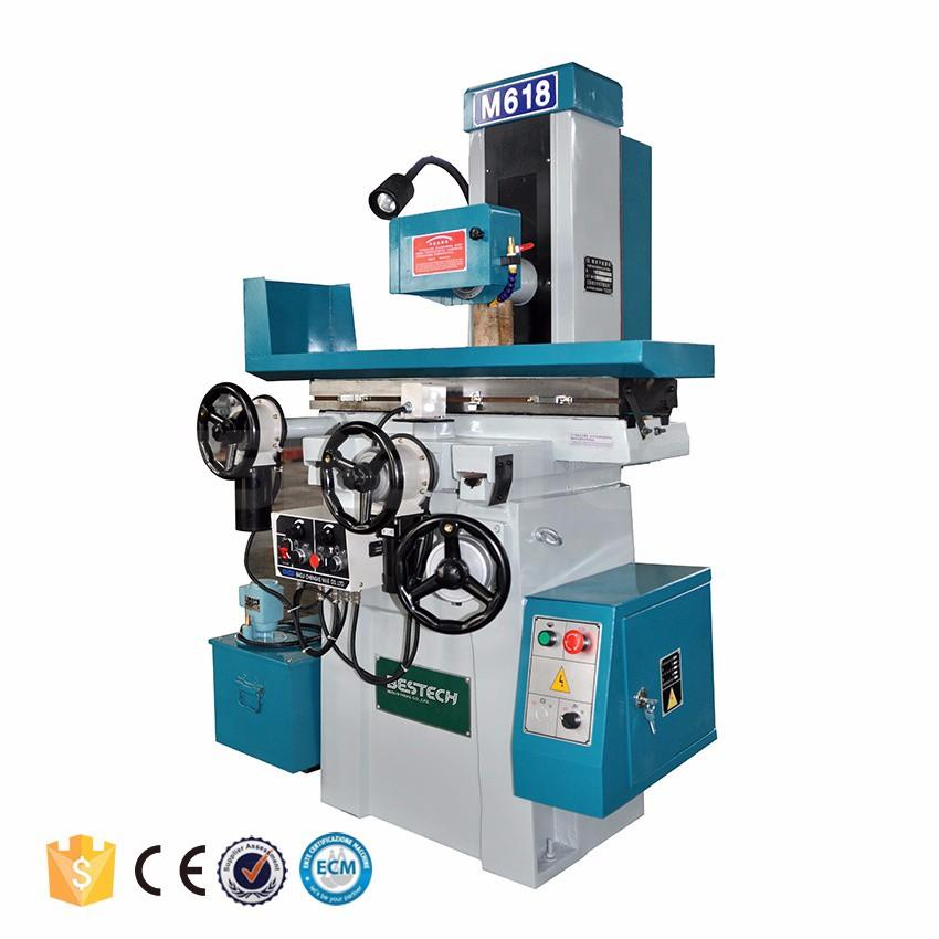 Factory supply M618 650KG manual hydraulic simple surface grinder