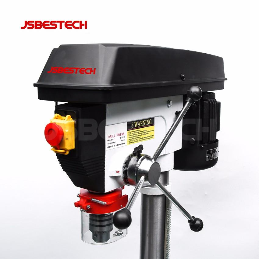 For home use ZJ5116 220V or 230V single phase New design pillar drill press