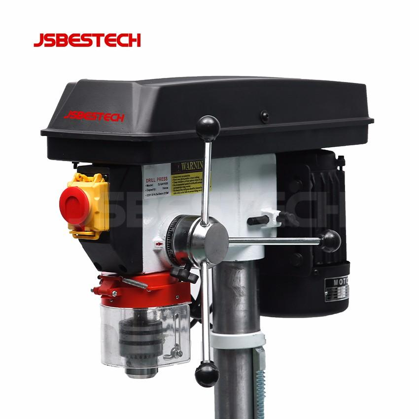For metal ZJQ4116B Chinese bench drill press machine