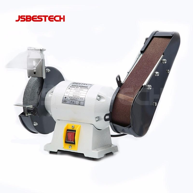 For metal polisher MD150-50 China 6 Inch bench grinder machine
