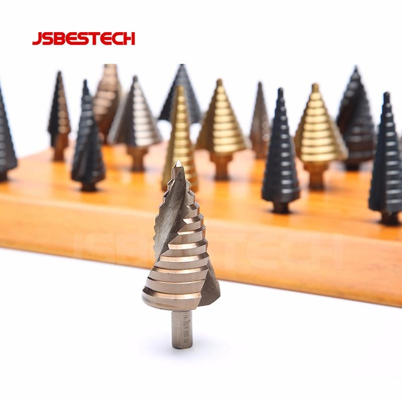 HSS 2 PIECES INCH STEP DRILLS SET FOR METAL WORKING
