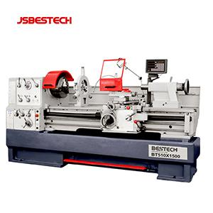 With big spindle BT510 Taiwan heavy duty lathe machine