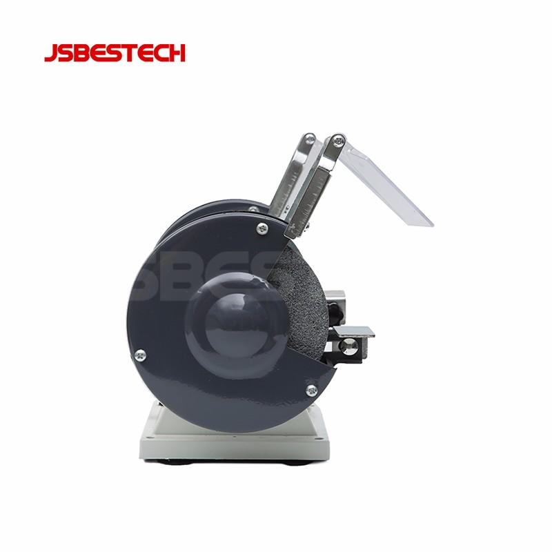 With steel wheel guard MD3212SF 125mm mini bench grinder plisher tool  - 副本
